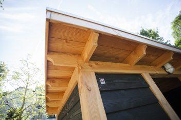 detail plat dak